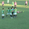 Soccer Player Absolutely Crumples Ref With Left Hook