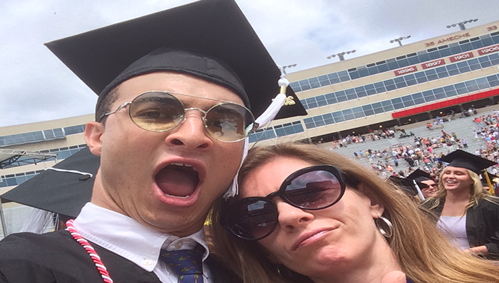 How TFM Helped Me Rage My Balls Off On Graduation Day