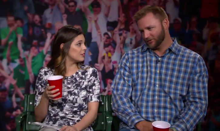 "Braves Catcher A.J. Pierzynski Drinks Rally Beers During Games Because ""You Can't Let Them Go To Waste"""