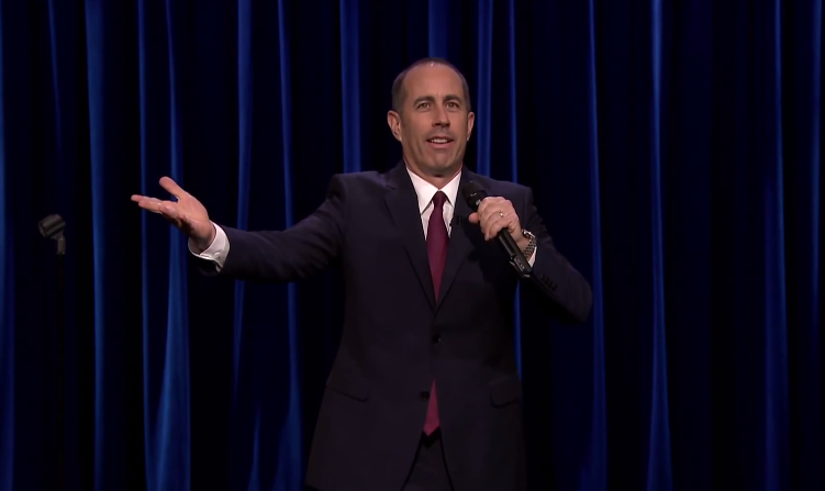 Jerry Seinfeld Won't Perform At Colleges Because The PC Police Gets Their Panties In A Wad