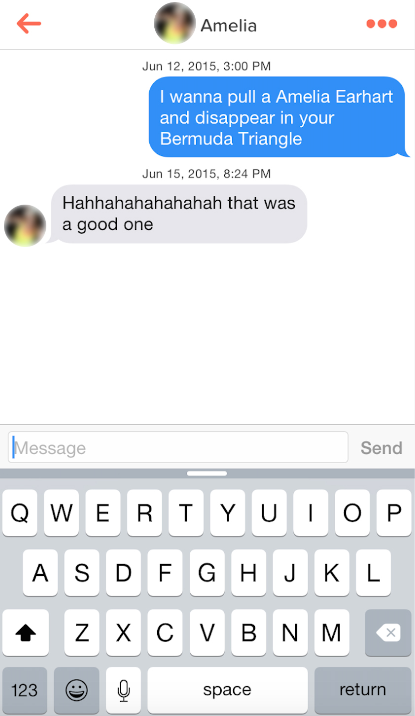 Total Frat Move | Ridiculous Tinder Pickup Lines, Part 50