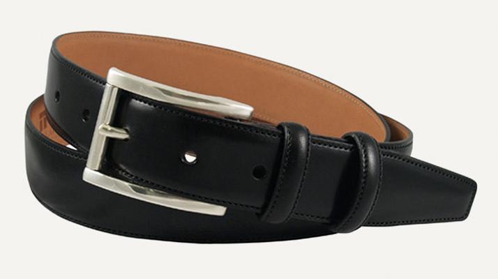 classic black belt