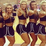 Power Ranking The Hottest College Football Cheerleading Squads