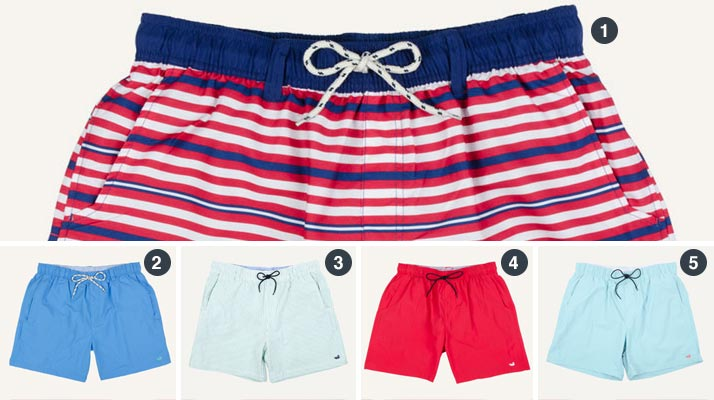 Southern Marsh swim shorts sale