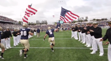 Meet The Badass Who Gave Up A Chance At SEC Football And Future NFL Career To Serve Our Country