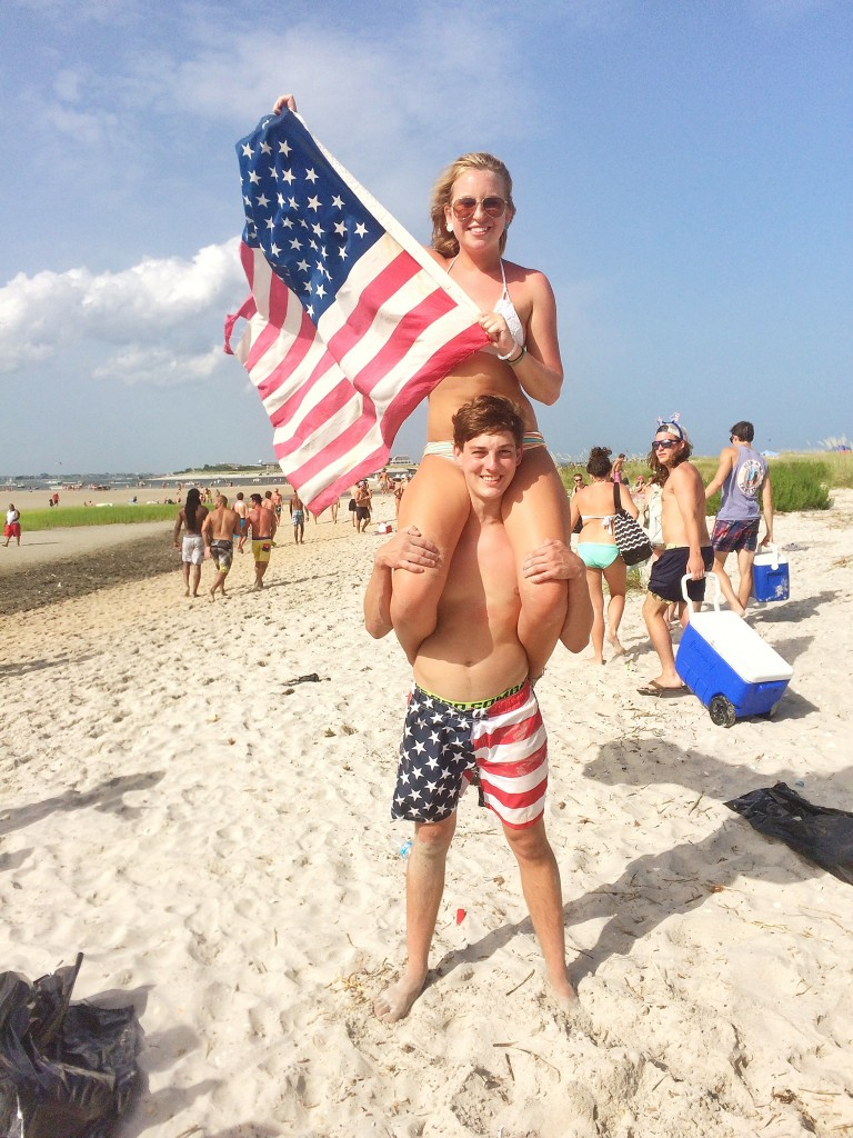 Running the world since 1776 and pulling sorority girls since 1865. TFM.