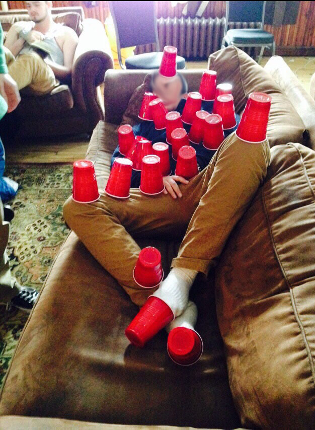 Cups.