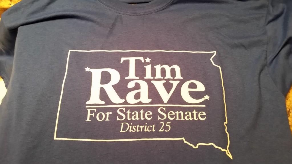Senator Rave. TFM.