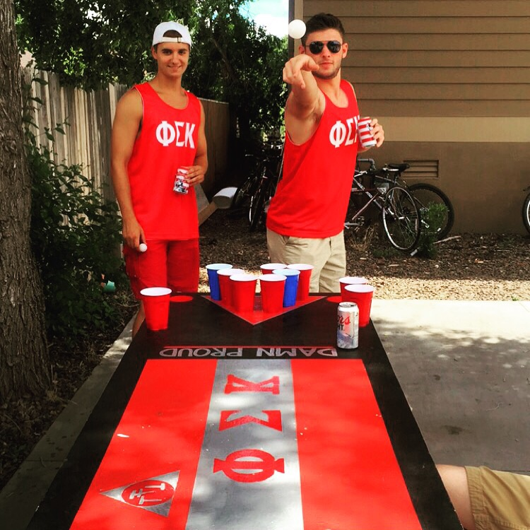 ΦΣΚ Independence Day at Northern Arizona University. TFM.