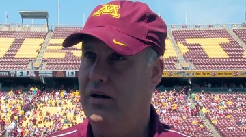 Minnesota Athletics Director Resigns After Sending Drunk Sexts To Some Collegues