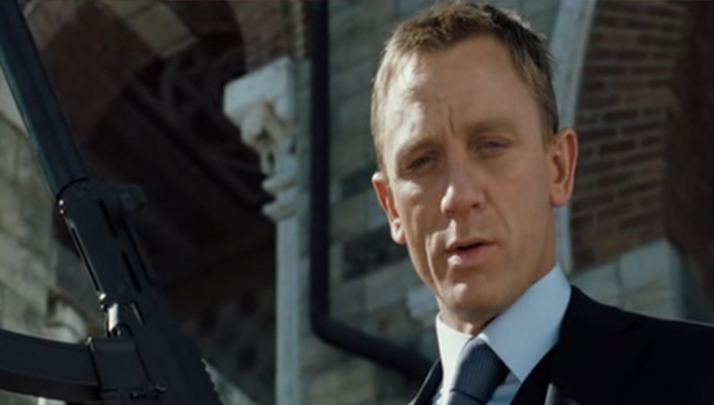 Daniel Craig Drinks Pedialyte For Hangovers And Supposedly It's the Ultimate Cure
