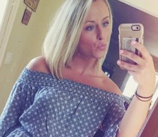 Smoking Hot Blonde Keys Ex's New Girlfriend's Car, Also Has An Instagram Full Of Fire