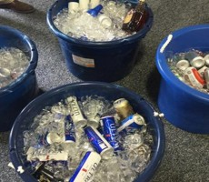 Brian Harman Nails Two Hole-In-Ones, Buys All The Booze For The Media