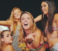 FSU Phi Kappa Tau Had An Oasis Party With Every Hot Girl In Their Bikini