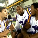 VIDEO- LSU Kicker Is The Real Life Bobby Boucher
