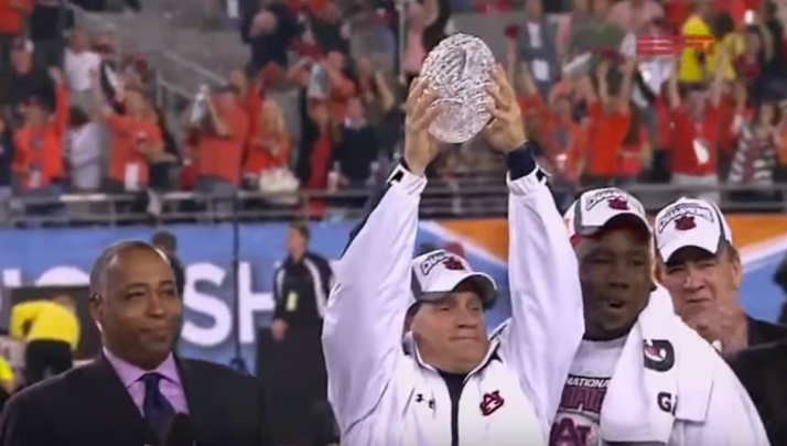 Alabama Senator Demands Auburn Claim 7 More National Titles Because Why Not?