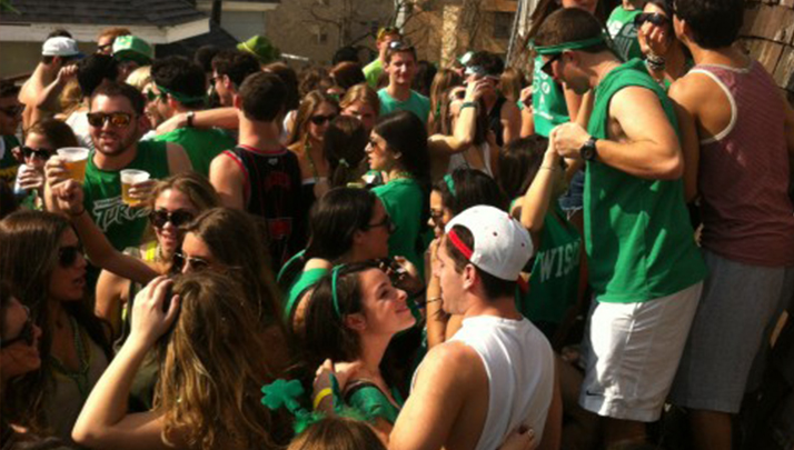10 Best Party Schools In The Nation