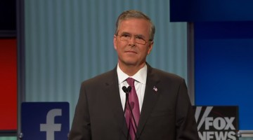 Jeb Bush Promises To Kick Your Ass If You Talk Shit On His Dad