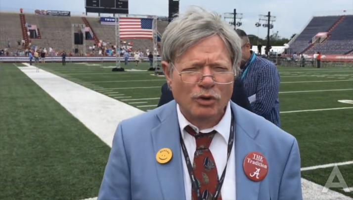 VIDEO- Alabama Fans Do Their Best Trump Impressions, Will Make You Feel Better About Yourself