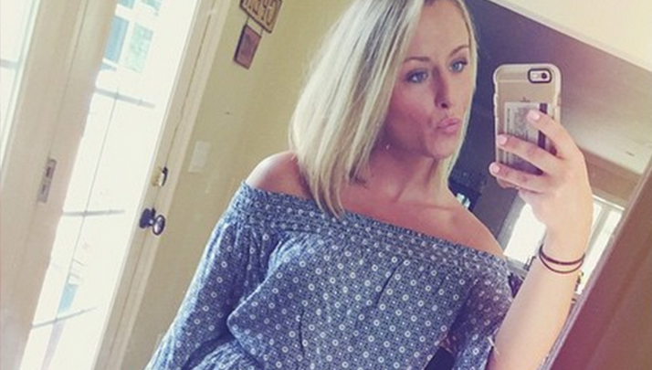 Smoking Hot Blonde Keys Ex's New Girlfriend's Car, Also Has An Instagram Full Of Fire