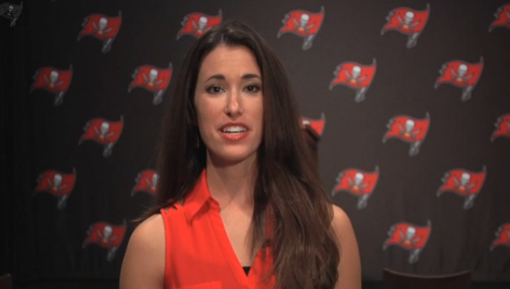 The Tampa Buccaneers Start Program That Teaches Women Football, Internet Is Outraged