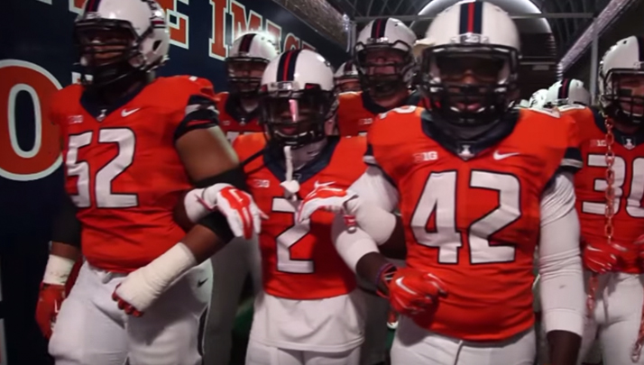 Illinois Defensive Back Awesomely Trolls Media For Asking Stupid Questions