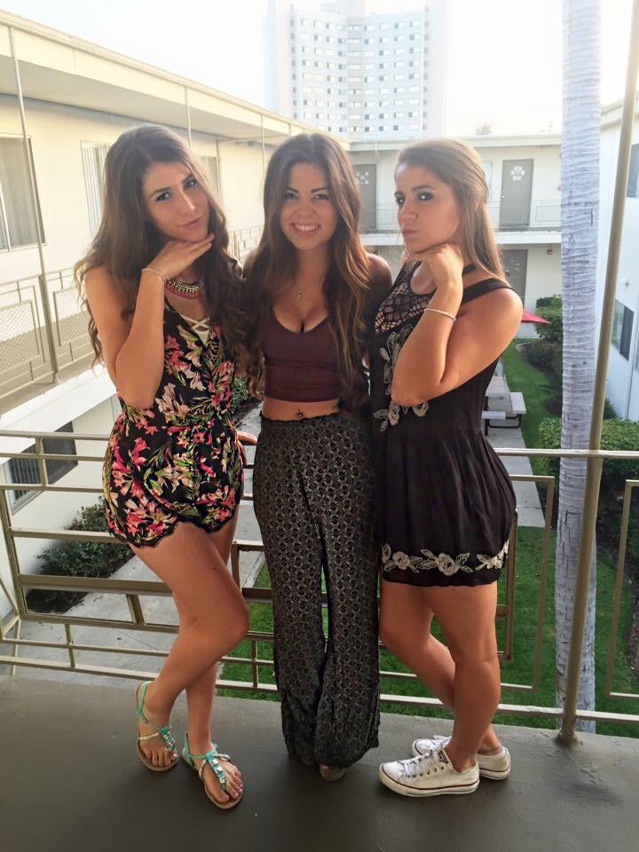 Hot women in san diego