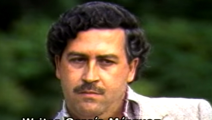 The Great Pablo Escobar Was So Rich That He Lost Around $2.1B A Year And Didn't Give A Shit