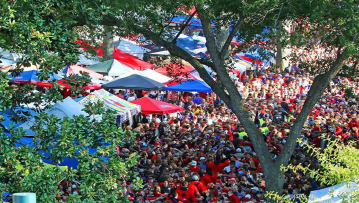 Power Ranking The 10 Best Schools For College Football Tailgating