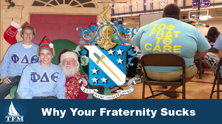 Dating fraternity brothers expelled