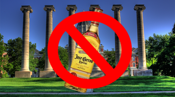 Mizzou IFC Bans Hard Liquor