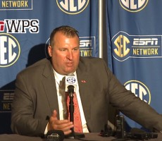 How High Is Brett Bielema Trying To Spin This Weekend's Loss?