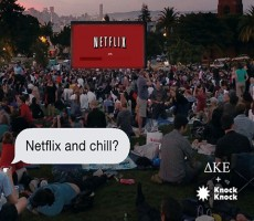 Cal DKE Is Throwing A %22Netflix And Chill%22 Party And It Sounds Lame As Hell