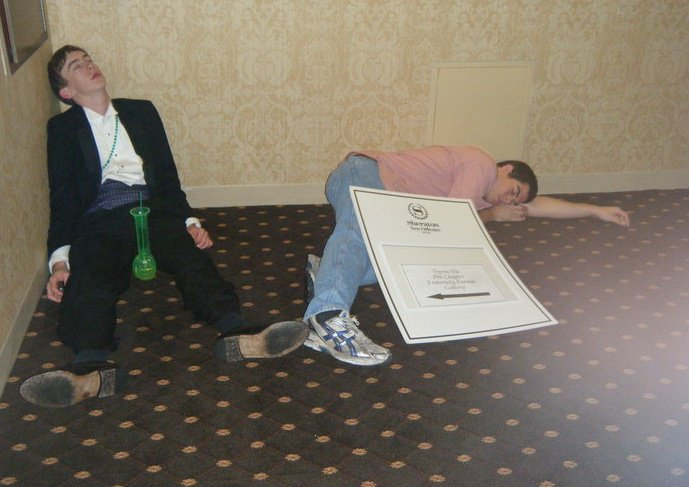 Bragging About Blacking Out Is Just An Excuse For A Bad Night