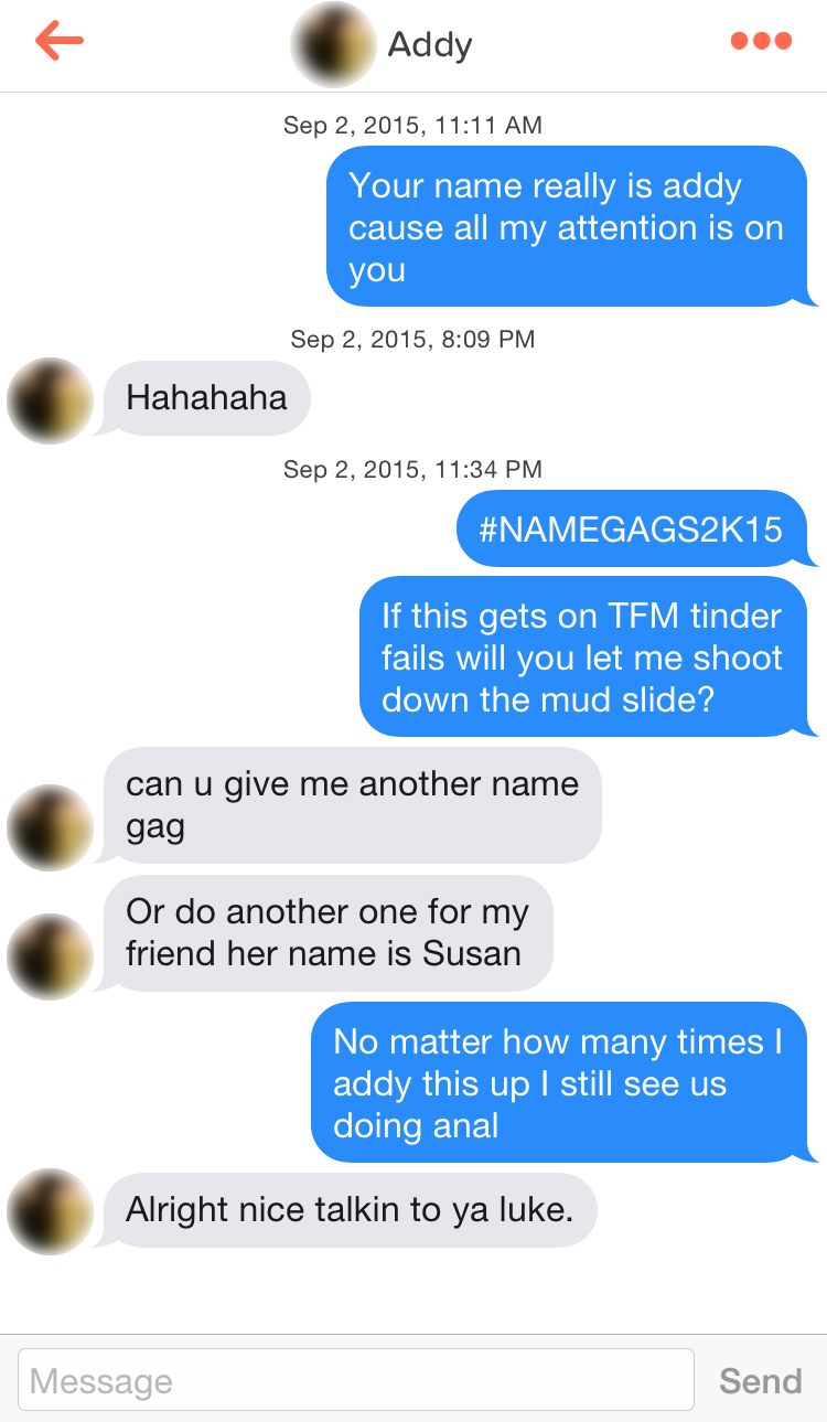 Total Frat Move | Ridiculous Tinder Pickup Lines, Part 60