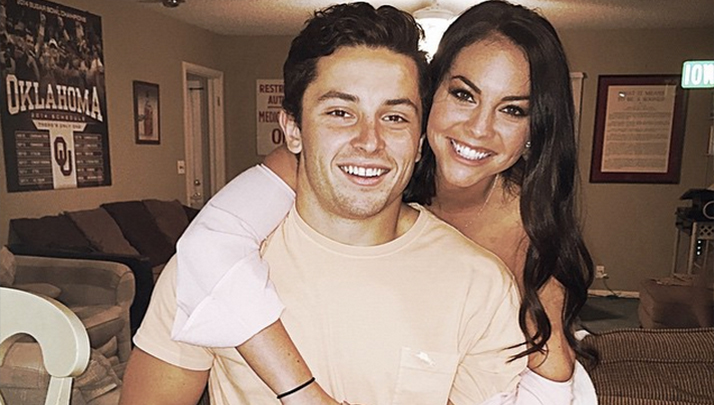 OU's QB Hates That His Girlfriend Is An OSU Girl, But She's Smoking Hot So It's Okay