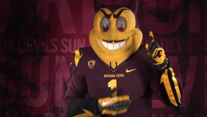 Hundreds Of People Signed a Joke Petition To Ban Sparky As Arizona State's Mascot