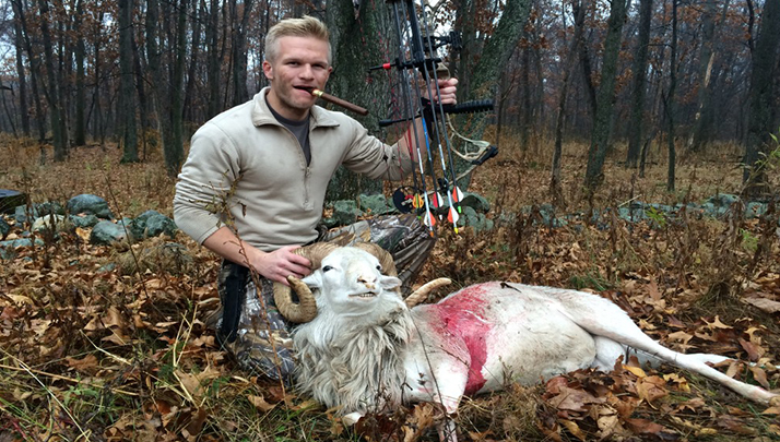 A Fraternity Gentleman's Guide to Hunting