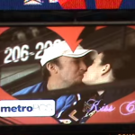 The Kiss Cam And Getting Laid