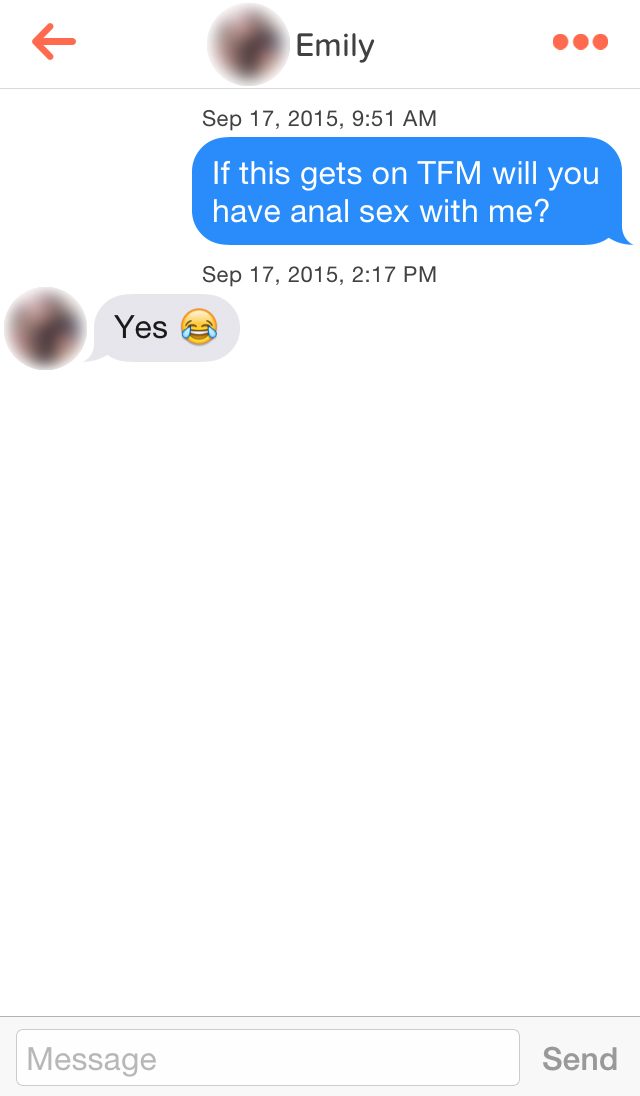 Total Frat Move | Ridiculous Tinder Pickup Lines, Part 62