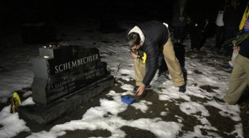 Hidden Video Shows Jim Harbaugh Murdering Nature, Desecrating Grave