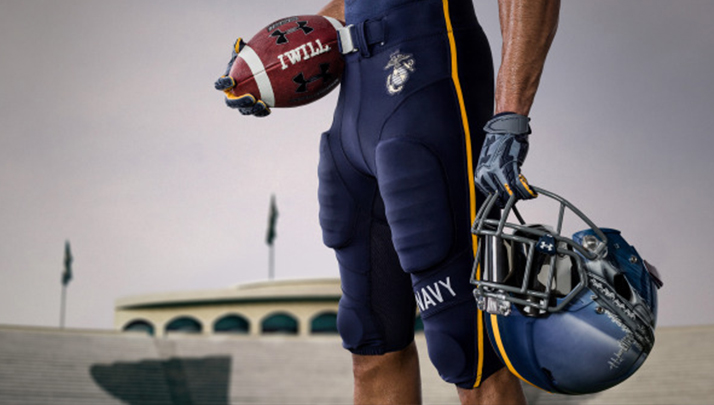Navy Is Wearing Some Awesome Uniforms For The Army Game That Will Give You A Patriotic Boner