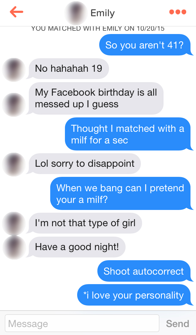 Total Frat Move | Ridiculous Tinder Pickup Lines, Part 68