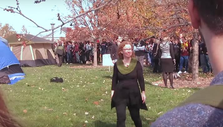 Videographer Of Mizzou Protest Files Assault Claim Against Melissa Click