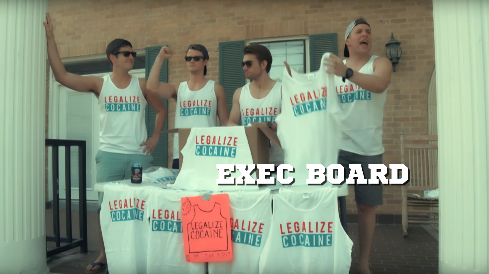 Exec Board Recap Cover
