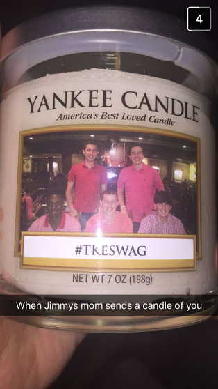 #TKESWAG #YANKEECANDLE