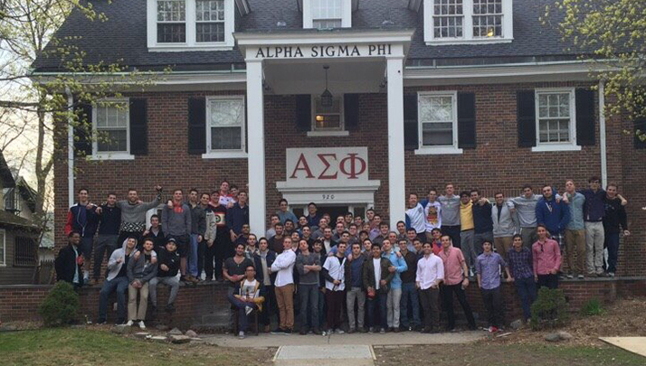 University of Michigan's Alpha Sigma Phi Apologizes For Partying But Had Great Excuse