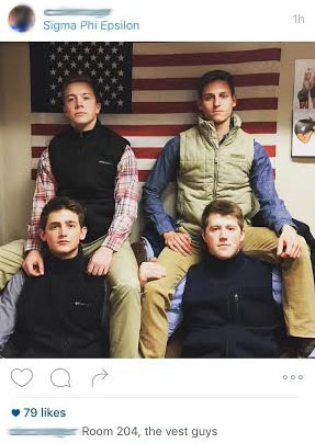 The Vest Squad needs to be stopped.