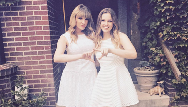 Utah Chi Omega Has A Member That Looks EXACTLY Like Taylor Swift
