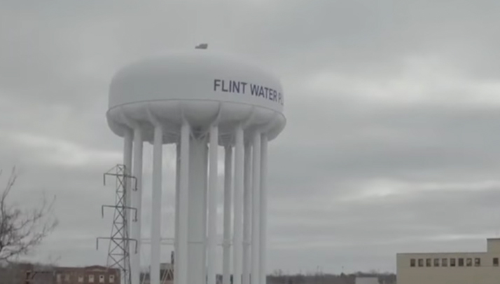 West Virginia Fraternity Doing Big Things By Helping With The Flint Water Crisis